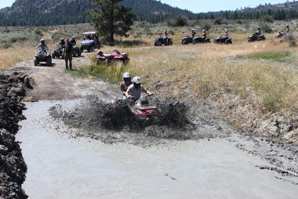 The Diamond S Ranch - ATV Tours
