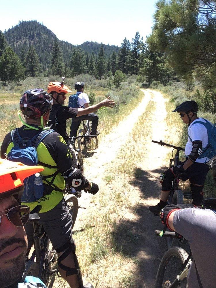 EcoBike Adventures The Lost Sierra